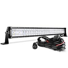 [From USA]32'' LED Light Bar DWVO 390W Straight 48000LM Upgrade Chipset with 8
