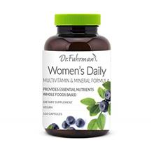 [USA Shipping]Dr. Fuhrman's Women's Daily Formula +D3 120 Caps