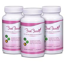[USA Shipping]Breast Enhancement Pills w/Vitamin C - 3 Month Supply | #1 Natur