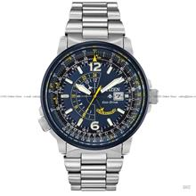 CITIZEN BJ7006-56L Men's Promaster Nighthawk Blue Angels Pilot Watch