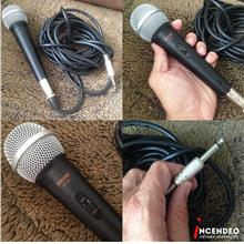 **incendeo** - SHURE Lyric 8700 Dynamic Vocal Microphone