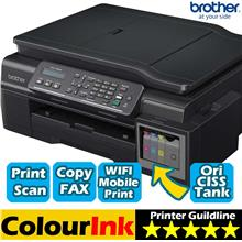 Brother MFC-T800W Original Ink Tank 5 in 1 Printer