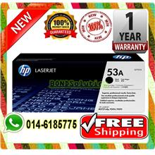 NEW HP 53A / Q7553A Toner M2727nf P2010 P2014 P2015 (FREE SHIPPING)