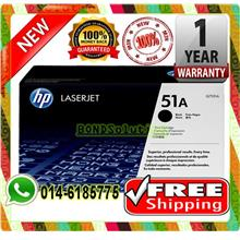 NEW HP 51A / Q7551A Toner M3027 M3035 P3005 (FREE SHIPPING)