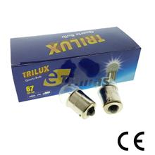 Trilux 67 Automotive Signaling Bulb R5W G18 (10PCS)