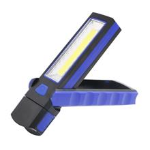 Outdoor Mini Multifunctional Camping Light Flashlight Torch (BLUE)