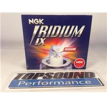 ORIGINAL NGK IRIDIUM IX SPARK PLUGS - TR6IX (4pcs) - Made in JAPAN