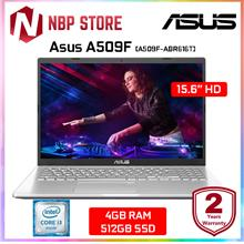 "Asus A509F-ABR616T 15.6 "" Laptop Transparent Silver"