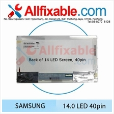 Samsung NP350V4C-A02MY NP-R480 14.0' LED/LCD Laptop Screen Panel 40pin