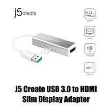 J5 Create USB 3.0 to HDMI Slim Display Adapter (JUA355)