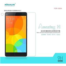 Nillkin Xiaomi Mi 4i Mi4i 9H Tempered Glass + Free Silicone Case Cover