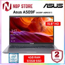 "Asus A509F-ABR615T 15.6 "" Laptop Slate Grey"