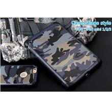 iPad Mini 2 3 4 Retina Camouflage Case Cover Casing + Screen Protector