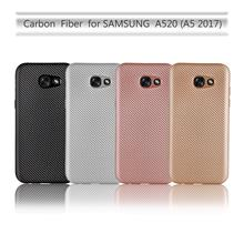 samsung Galaxy A5 2017 tpu Cooling Hard Back Case Cover Casing