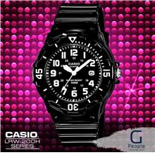 CASIO LRW-200H-1BV WATCH ☑ORIGINAL☑