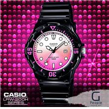 CASIO LRW-200H-4EV WATCH ☑ORIGINAL☑