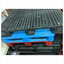 Used Plastic Pallet 120 CM X 100CM X 13CM - 20 PCS (PICKUP ONLY)