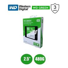 WD Green PC SSD 2.5inch 7MM SATA (480GB)