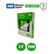 WD Green PC SSD 2.5' 7MM SATA (240GB)