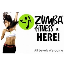 Zumba! Total Body Transformation System+12 Zumba Music+Schedule in DVD