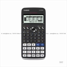 CASIO fx-570EX Scientific Calculator QR Code GCSE / AS / A Level