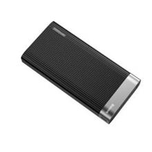 BASEUS PARALLEL TYPE-C PD +QC3.0 18W 20000MAH POWER BANK (PPALL-APX01) BLACK