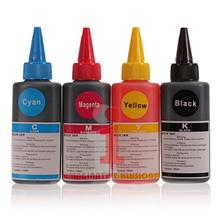 Universal Refill Dye Ink 100ml For Brother / Canon / Epson / HP