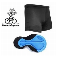 Mountainpeak Men's Cycling Shorts with 3D Pad