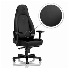 # noblechairs ICON Black Edition Gaming Chair # PU Hybrid Leather