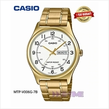 100% ORIGINAL CASIO MTP-V006G-7B WATCH MTP-V006G V006G-7B