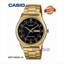 100% ORIGINAL CASIO MTP-V006G-1B WATCH MTP-V006G V006G-1B
