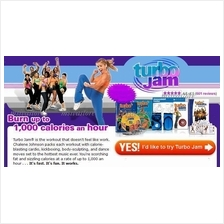 Beachbody Turbo Jam Complete Home Fitness System by ChaLean in 2DVDs