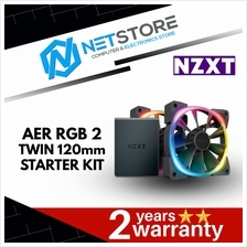 NZXT AER RGB 2 TWIN STARTING PACK 120mm COOLING FAN