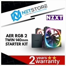 NZXT AER RGB 2 TWIN STARTING PACK 140mm COOLING FAN