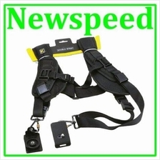 Camera Rapid Double Quick Strap Sling Strap for DSLR Camera