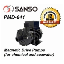 Sanso PMD Magnetic Drive Pumps for Chemical and Seawater