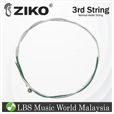 Ziko Normal Violin String 3rd Loose String Nickle Wound Extra Light Tone