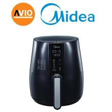 Midea MAF-CN20A Air Fryer Stainless Steel