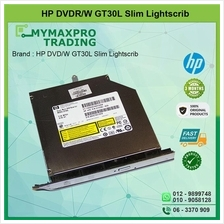 HP DVDR/W GT30L Slim Lightscrib 8X SATA Burner Internal