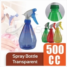 BIGSPOON 500cc Transparent Spray Bottle SX-2056-1