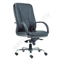 Leather /  Fabric Office Chair / Supreme High Back Chair E 2211H