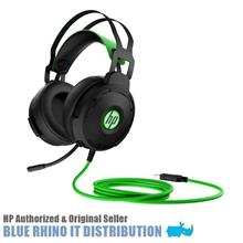 HP Pavilion Gaming Headset 600 - Black & Green (4BX33AA)