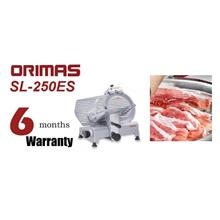 Orimas 10'/250mm Stainless Steel Semi-Auto Electric Meat Slicer
