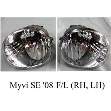Myvi SE '08/Vigo '09/fortuner Fog Lamp (1 set 2 pcs, without Wire kit)
