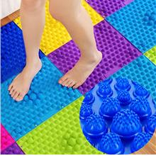 【READY STOCK MY】Color TPE Foot Toe Massage Mat Reflexology