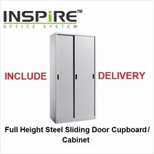 Full Height Steel Sliding Door Cupboard | Cabinet