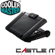 COOLER MASTER SF-17 COOLER PAD (R9-NBC-SF7K-GP) (Black)