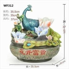 Indoor Water Fountain Tabletop decoration Home Feng Shui Elegant