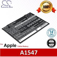 CS Tablet Battery IPA156SL Apple iPad Air 2 / A1567 / iPad 6 / A1547
