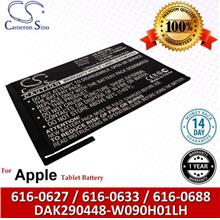 Original CS Tablet Battery IPA144SL Apple iPad Mini Retina Battery